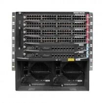 Chassi Ws-c6506-e 2x Sup32-ge-3b 4x X6148a-ge-45af - Usado