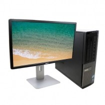 Computador Completo Dell Pc I5+monitor+teclado+mouse - Usado