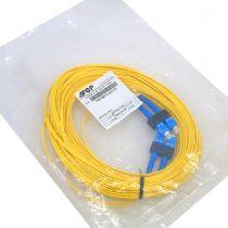 Cabo fibra óptica jumper sc-sc sm dx 1.6mm u0155
