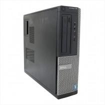 Computador dell optiplex 390 slim i3 4gb 160gb - usado