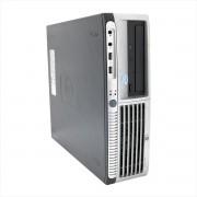Computador hp dc7600 desktop pentium 2gb 250gb - usado