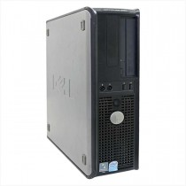 Desktop Dell Optiplex 330 Slim Core2Duo 2gb 160gb - Usado