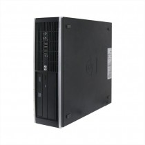 Desktop Hp 8100 Compaq Slim I5 4gb 250gb - Usado
