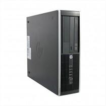 Desktop hp compaq 8200 slim i5 4gb 500gb - usado