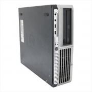 Desktop hp dc7700 slim core2duo 4gb 160gb - usado