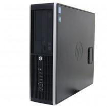 Desktop hp 8300 elite slim i5 4gb 500GB - usado