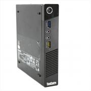 Desktop lenovo thincentre m93p ultra reduzido 4gb 1tb - usado
