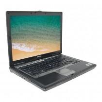 Notebook Dell D630 Latitude Core2Duo 4gb SEM HD - Usado