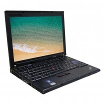 Notebook Lenovo ThinkPad X201 i5 4gb 160gb - Usado