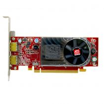 Placa de Vídeo Radeon HD 3470 High Profile 2x DP - Usado