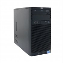 Servidor hp proliant ml 110 g6 xeon x3430 4gb 320gb - usado