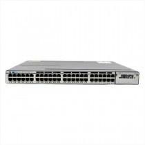 Switch cisco ws-c3750x-48p-s v07 gigabit 48 portas - usado