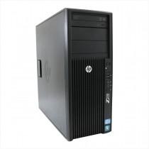 Workstation hp z210 xeon e3 1240 4gb 250gb - usado