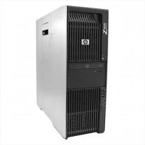 Workstation hp z600 2x xeon e5520 4gb 500gb - usado
