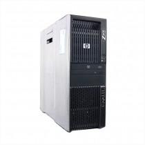 Workstation hp z600 torre c2d xXeon e5620 4gb 160gb - usado