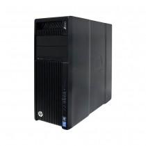 Workstation HP Z640 2x Intel Xeon E5-2620 V3 2.4 32gb 250gb - Usado