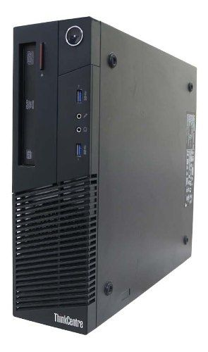 Desktop Cpu Lenovo ThinkCentre M93p I5 8gb 250gb W10 - Usado
