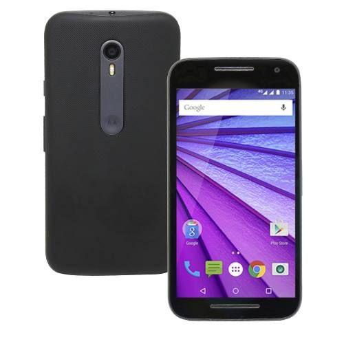 Celular Motorola Moto G3 Quad Core 1gb Ram 16gb Preto