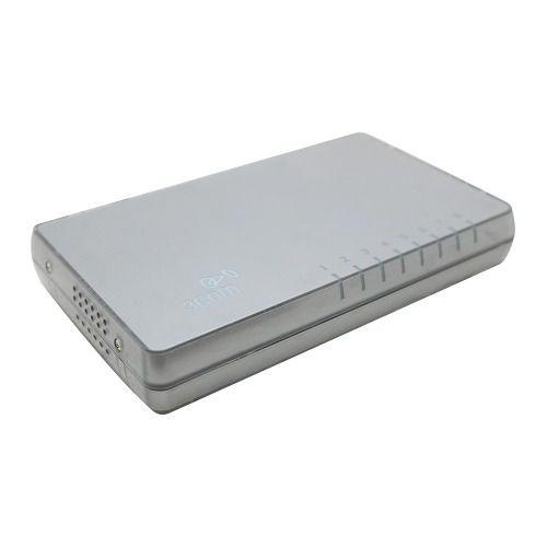 Switch de Rede 3com 3cfsu08 8 Portas 10/100 - Usado