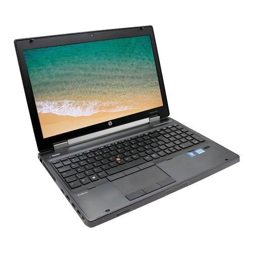 Notebook Hp Elitebook Workstation 8570w 16gb 1TB
