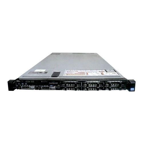 Dell Poweredge R620 Intel Xeon E5-2609 2.4 GHz 96gb 146 Sas