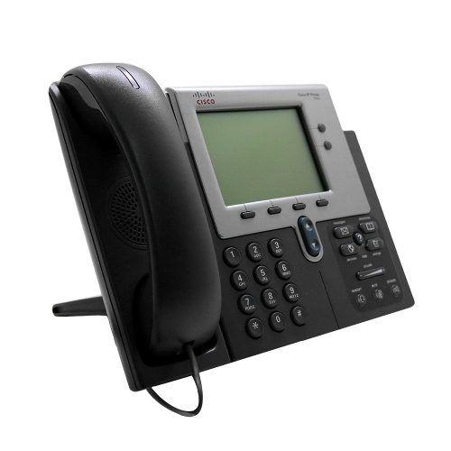 Telefone Cisco IP Phone 7942 - usado