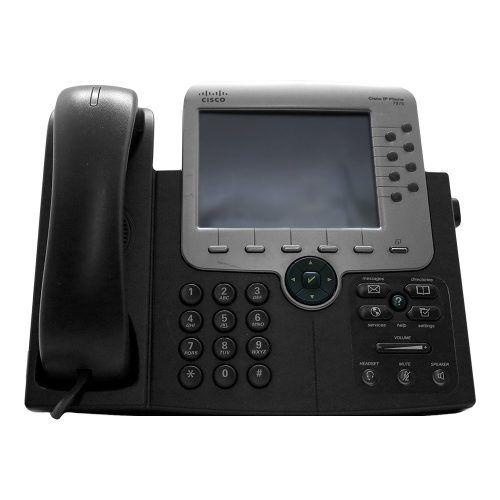 Telefone Cisco IP Phone 7975 - usado