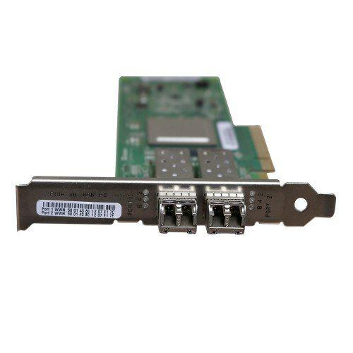 Placa De Rede Hp Aj764-63002 8gb 2-port Fibra - Usado