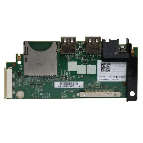 Painel Frontal Servidor Dell Poweredge R620 01w5wc - Usado