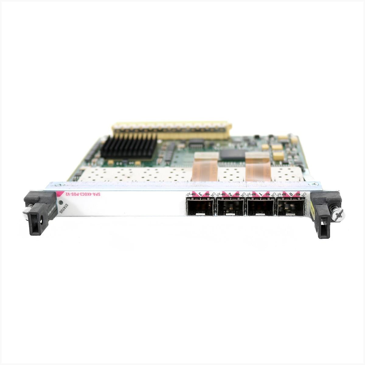 Adaptador de porta compartilhada spa-4xoc3-pos-v2 - usado