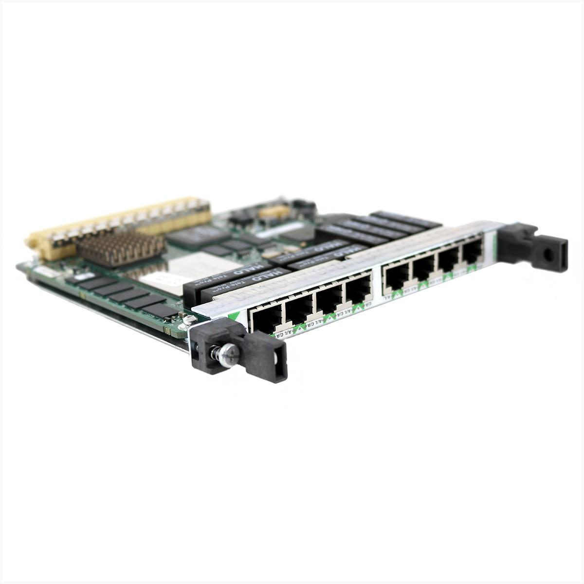 Adaptador de porta compartilhada spa-8x cht1/e1 - usado