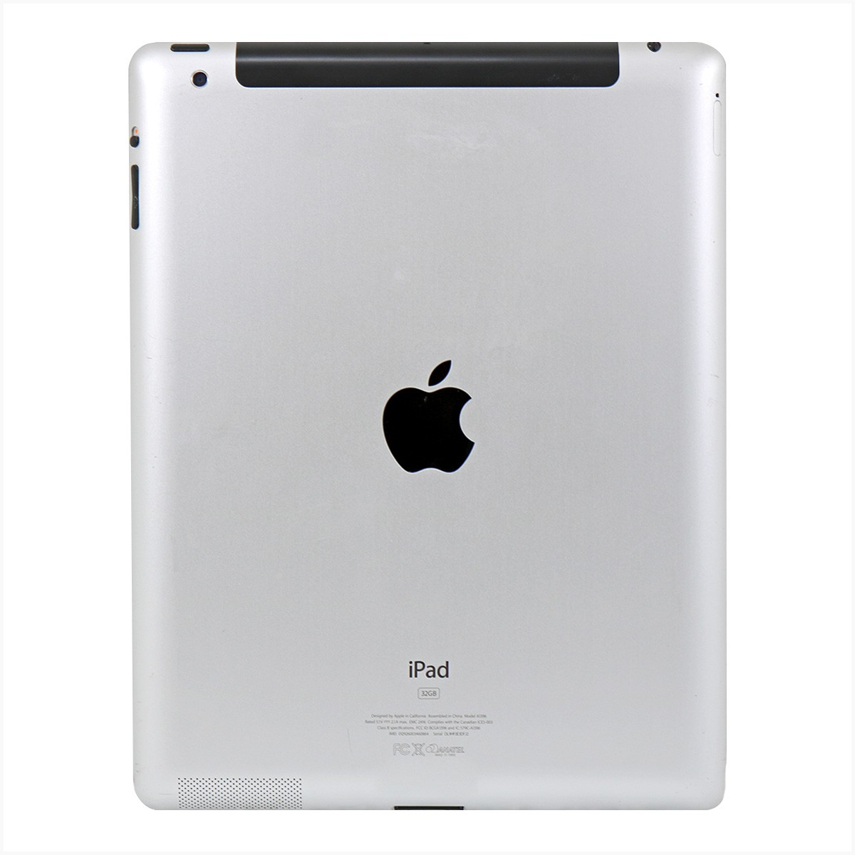 Apple ipad 2 gsm A1396 32gb - usado