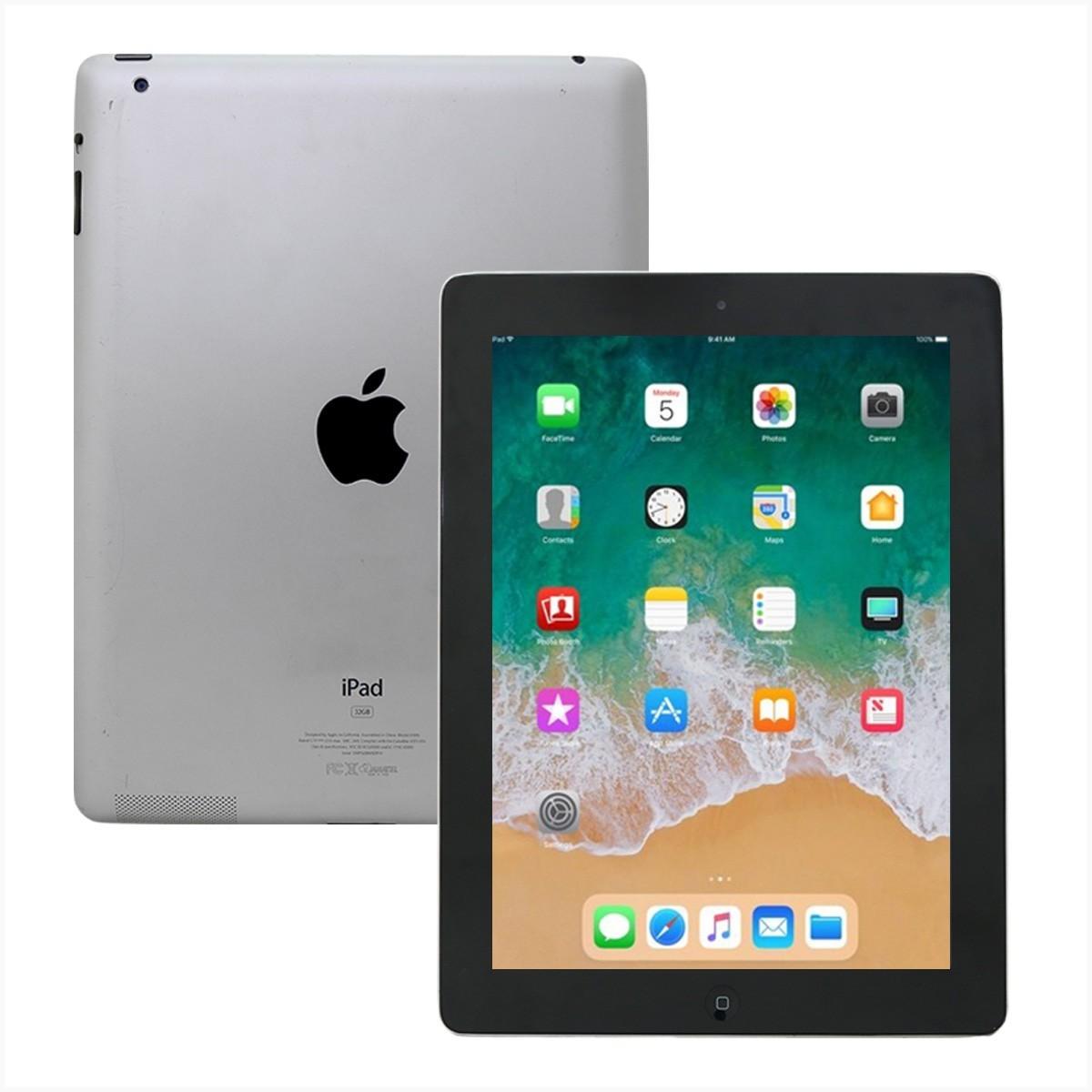 Apple Ipad A1395 32gb Wifi 4G - Usado