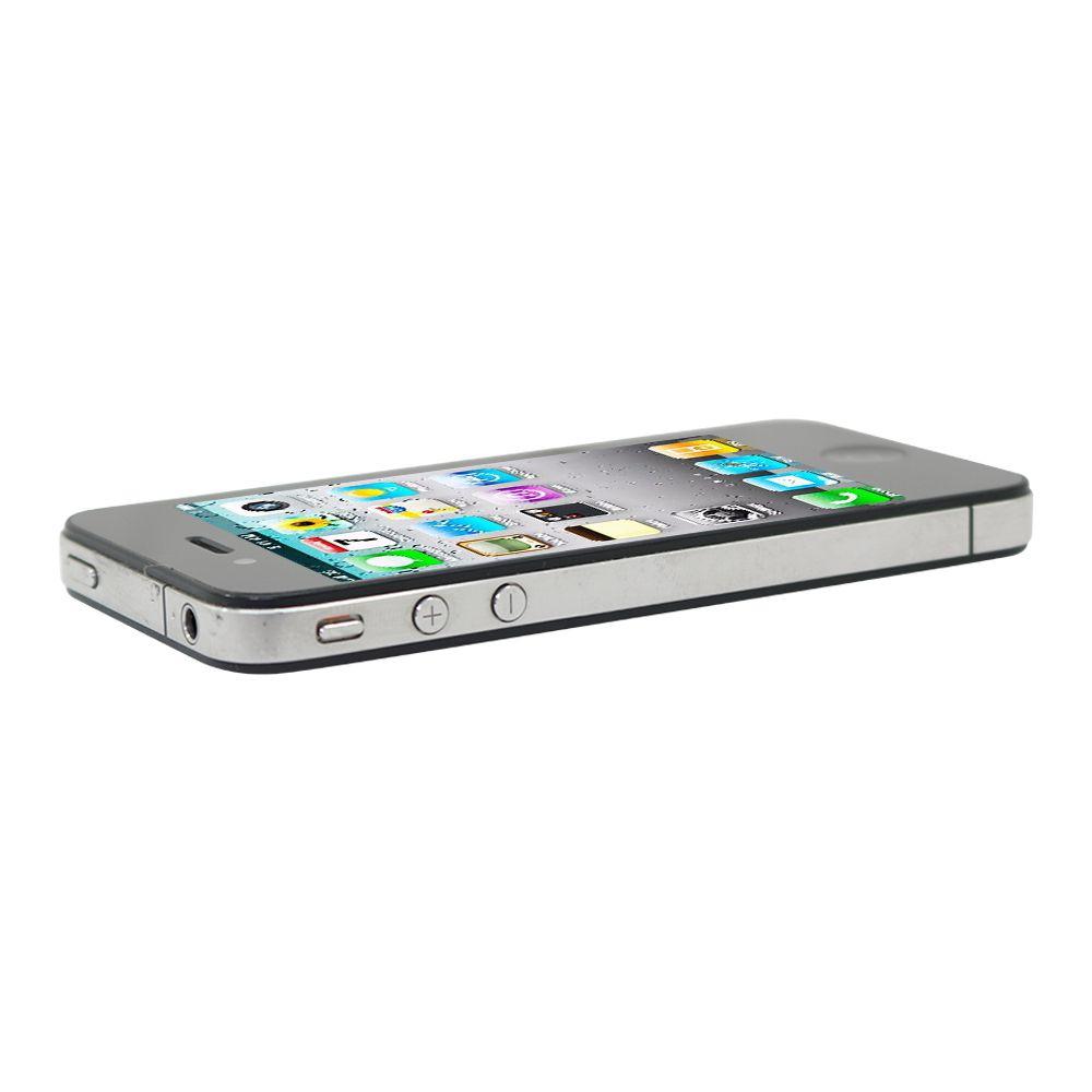 Apple Iphone 4 16gb Preto - Usado