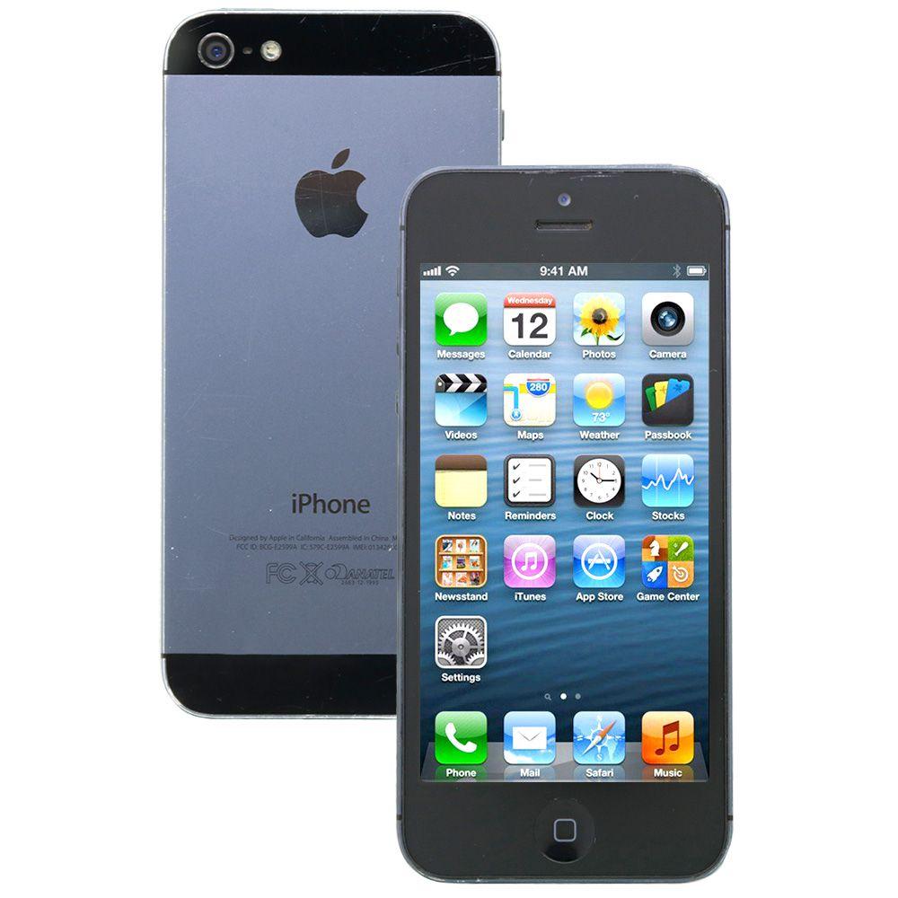 Apple iPhone 5 A1428 16gb - Usado