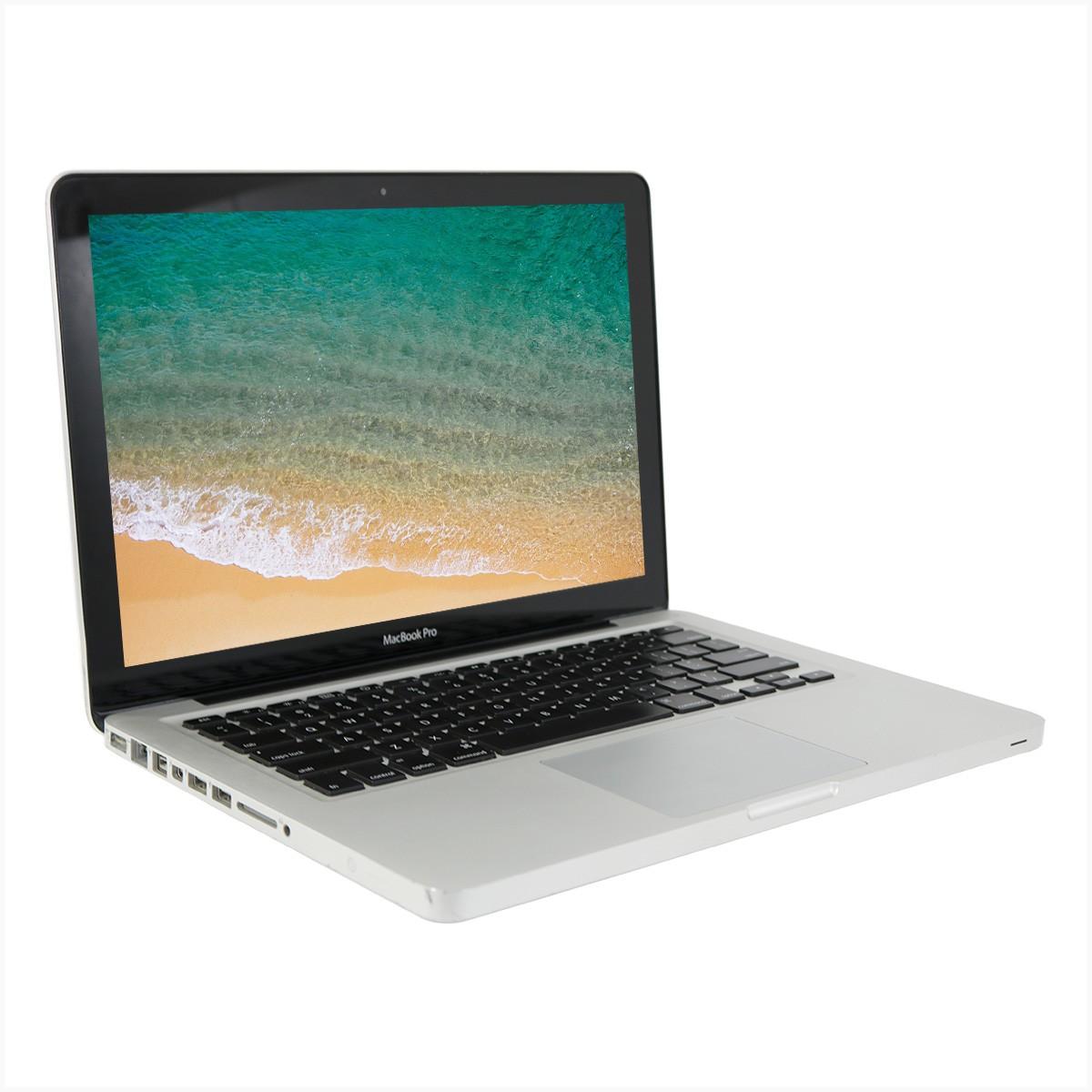 Apple macbook pro 8,1 i5 4gb 240 gb ssd - usado