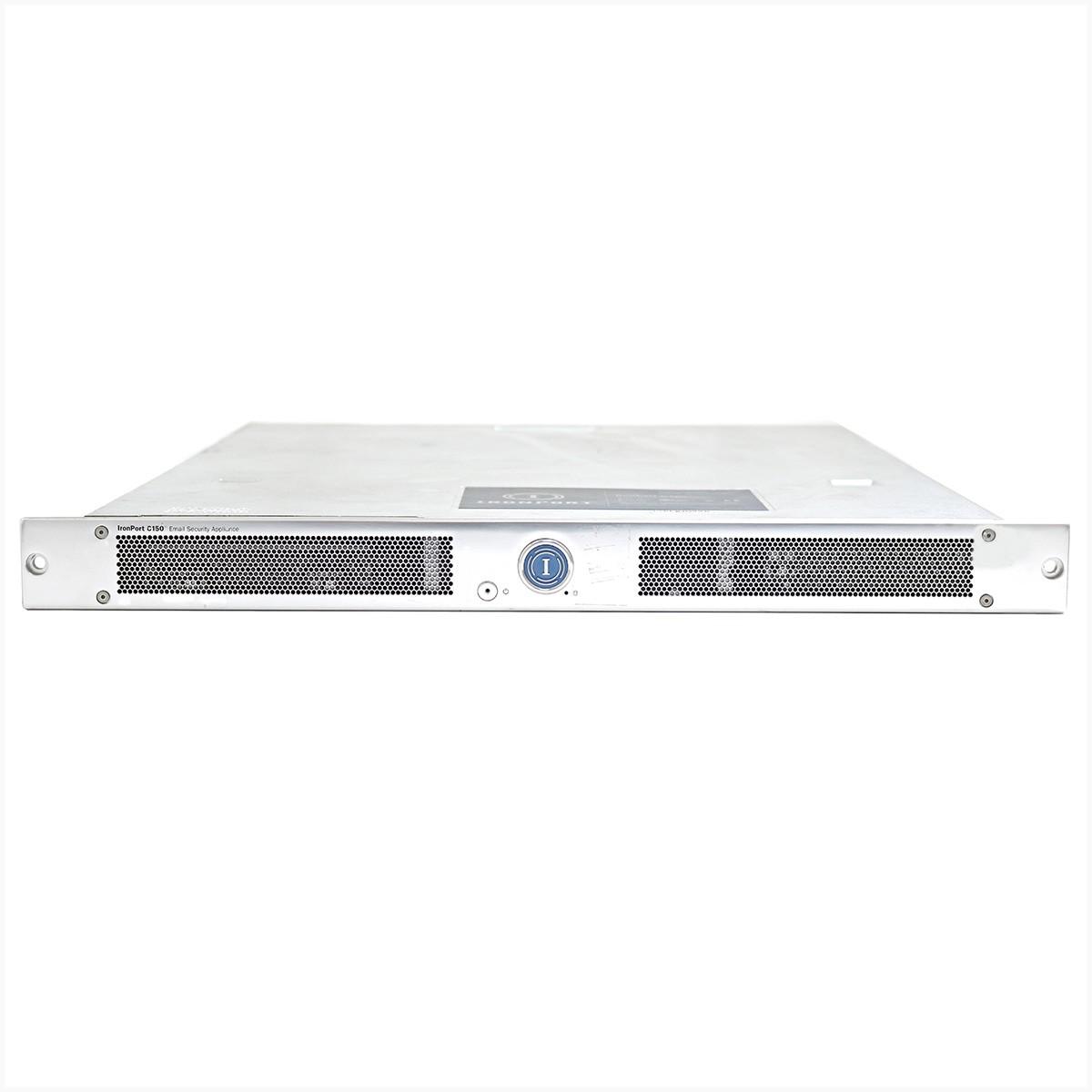 Appliance firewall iron port c150 - usado