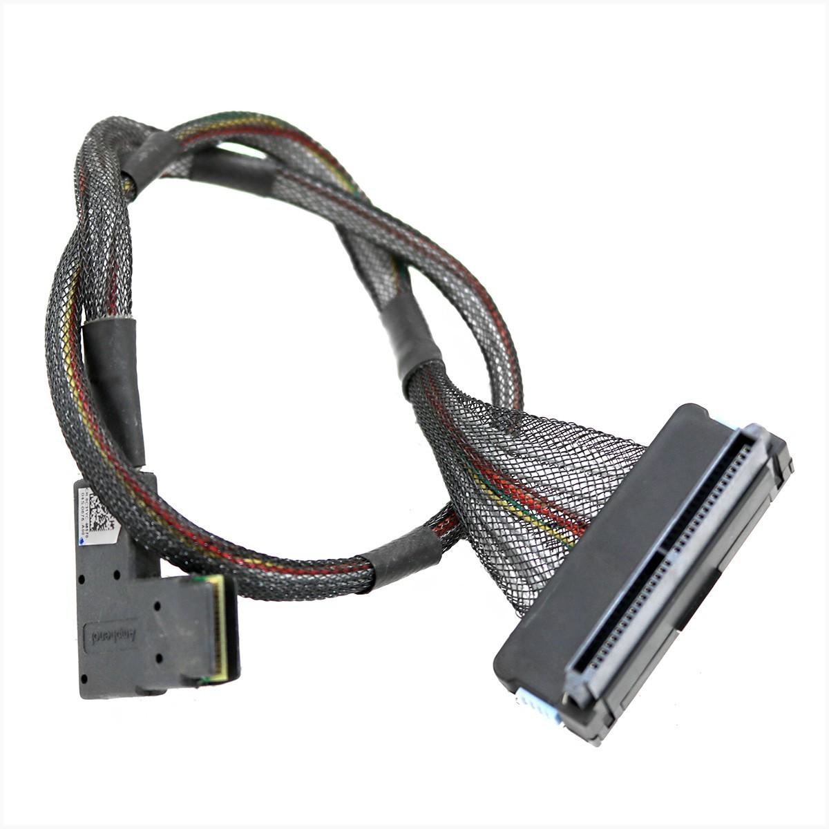 Cabo minisas para servidores dell r610 r710 0c31yc - usado