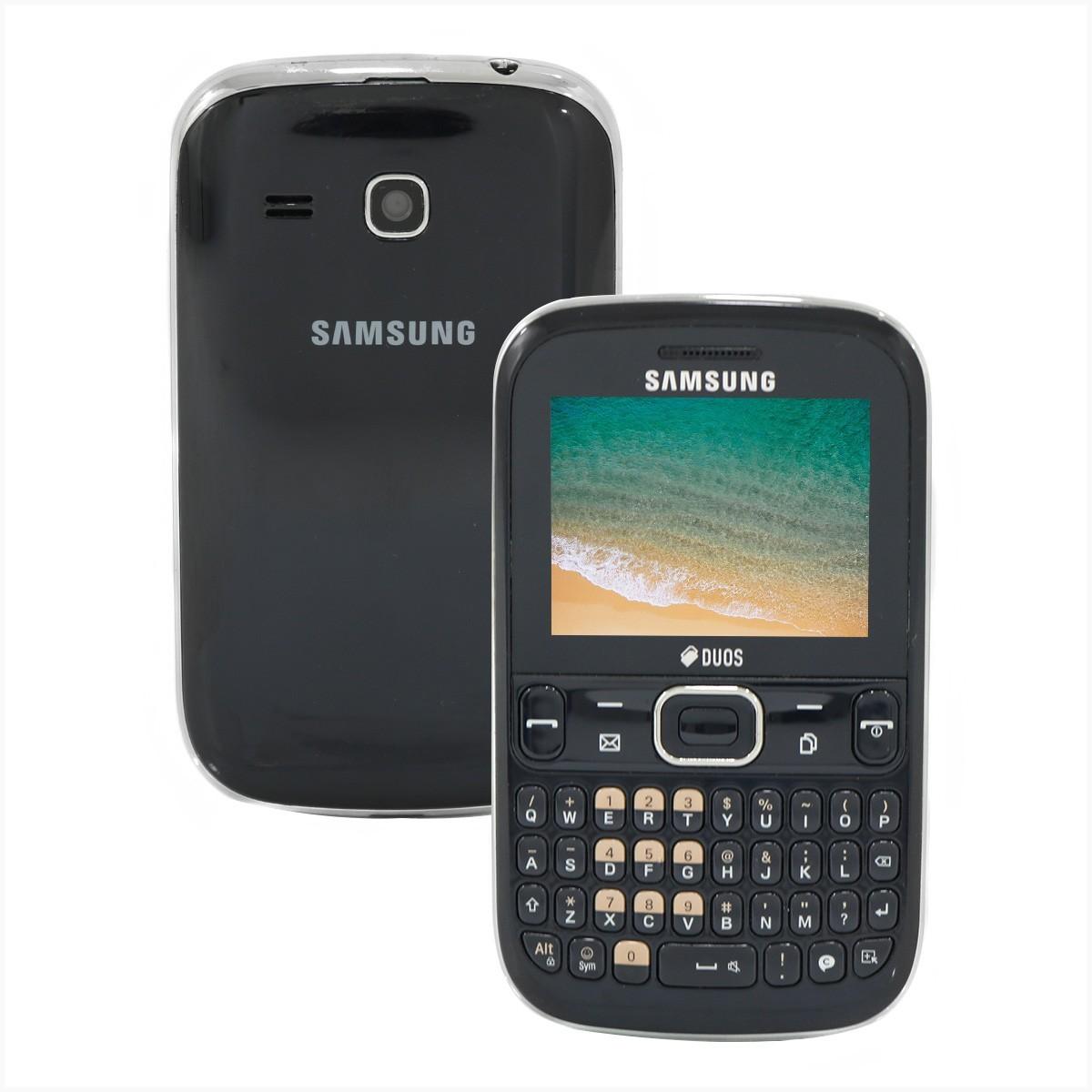 Celular samsung gt-e2262 32gb - usado