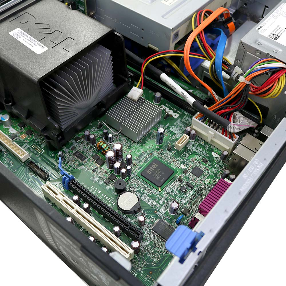 Computador Dell 360 Desktop C2D 2gb 80gb - Usado