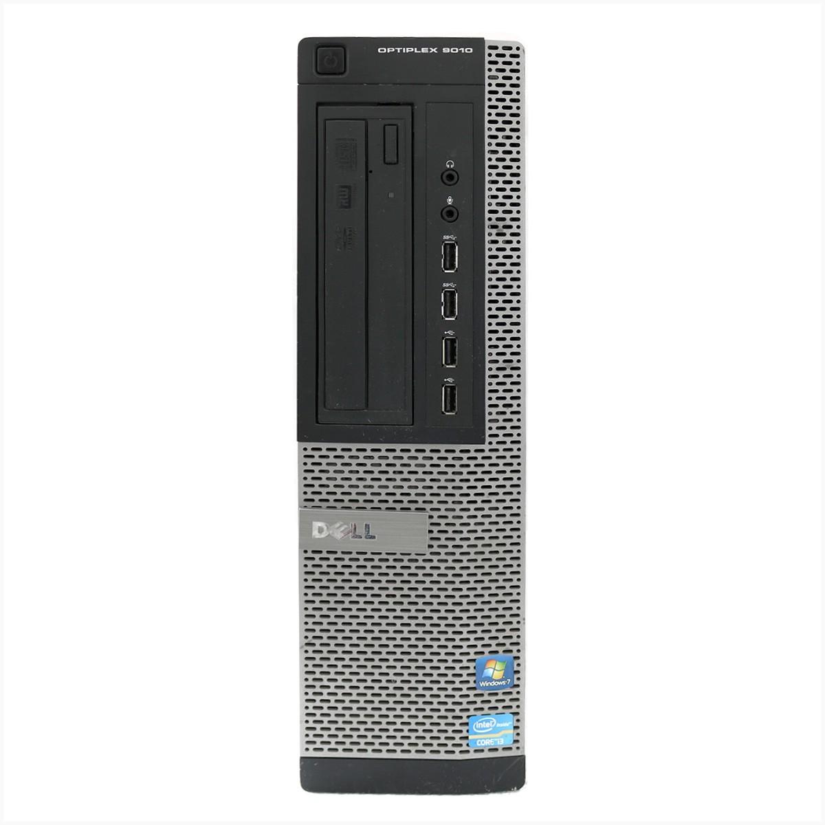 Computador Dell 9010 Desktop i3 4gb 250gb - Usado