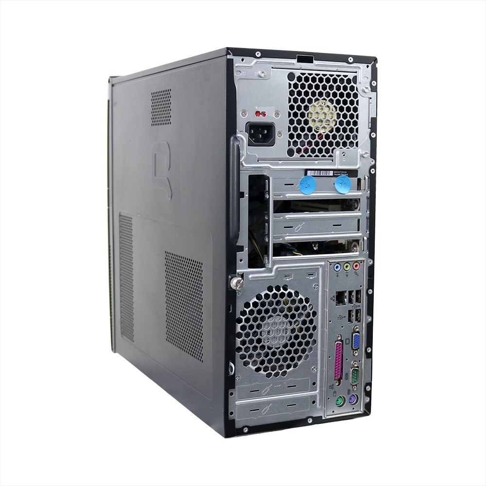 Computador hp 300b mt pentium 4gb 250gb - usado