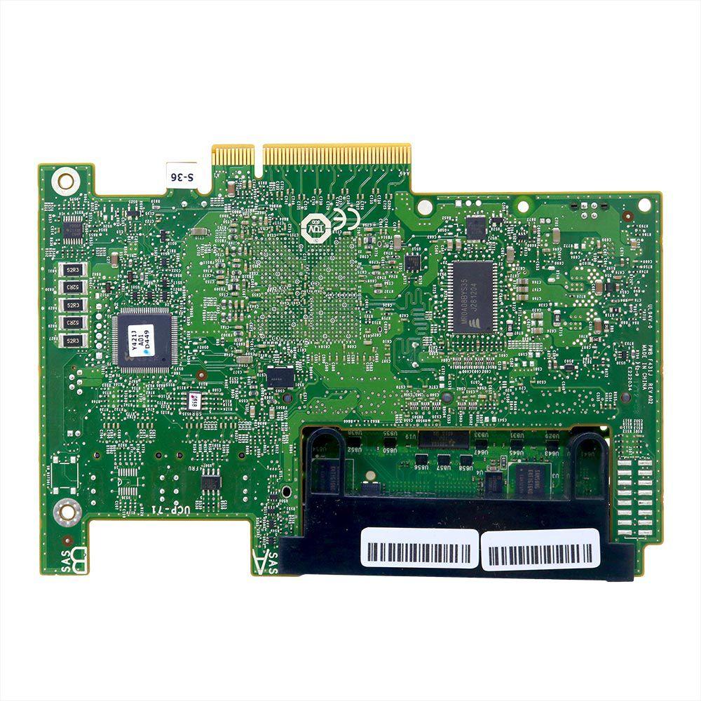 Controladora SAS Dell PERC H700 512MB - Usado