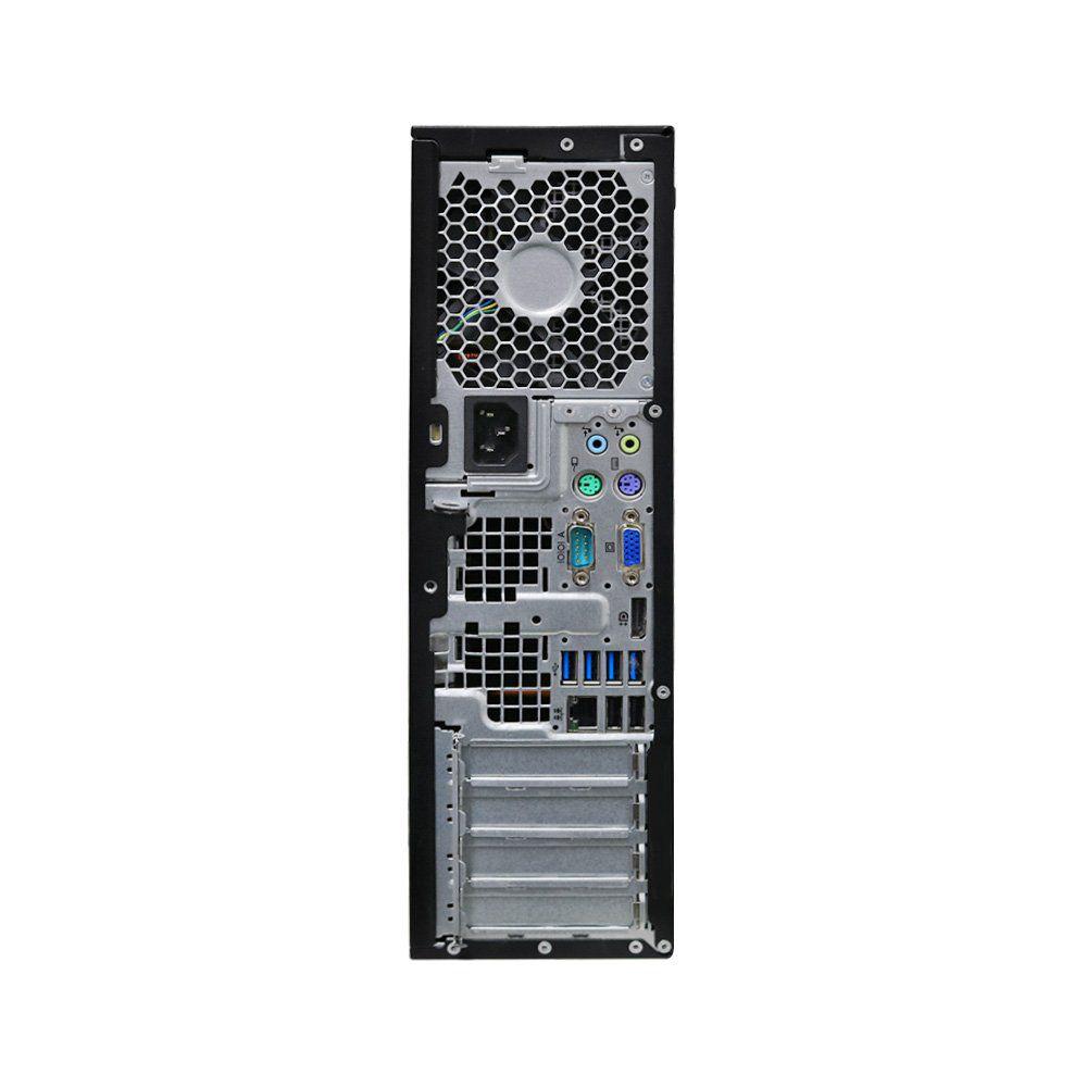 Desktop Hp Compaq Elite Desk 8300 I5 3470 4gb 250gb - Usado