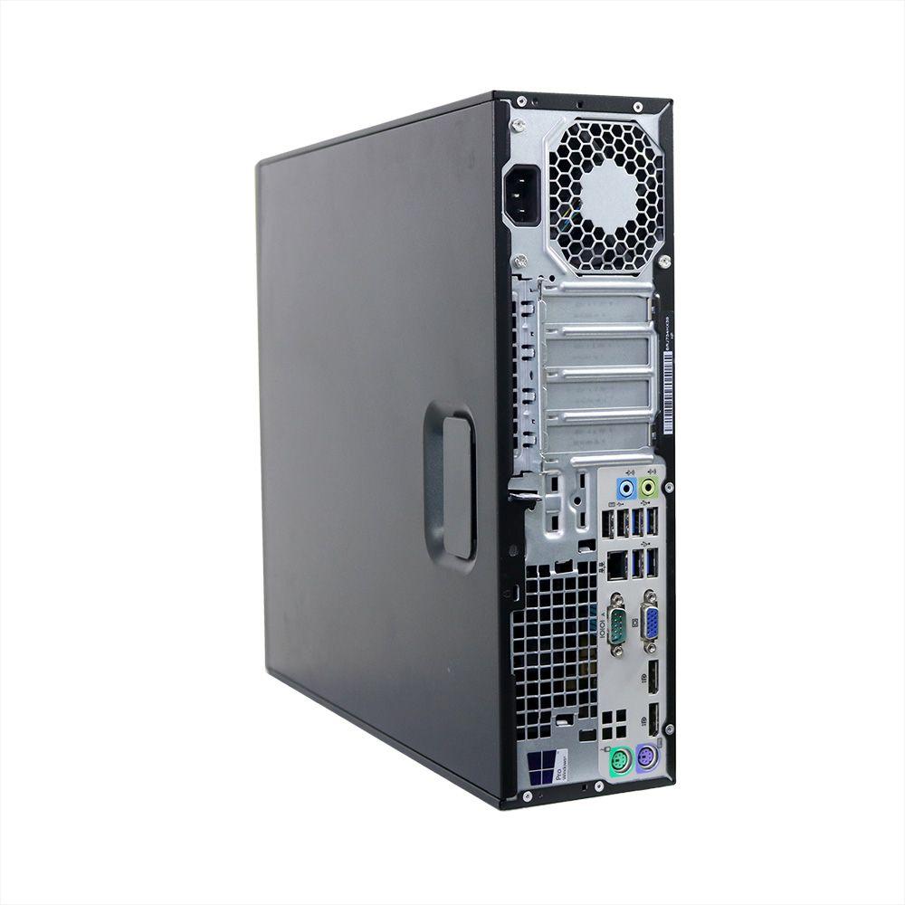Desktop HP Compaq i5 600G2 16gb 240gb Ssd - Usado