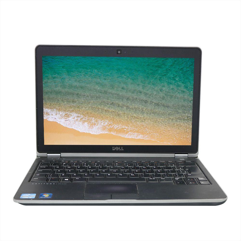 Notebook Dell Latitude E6230 I5 4gb 120gb Ssd - Usado