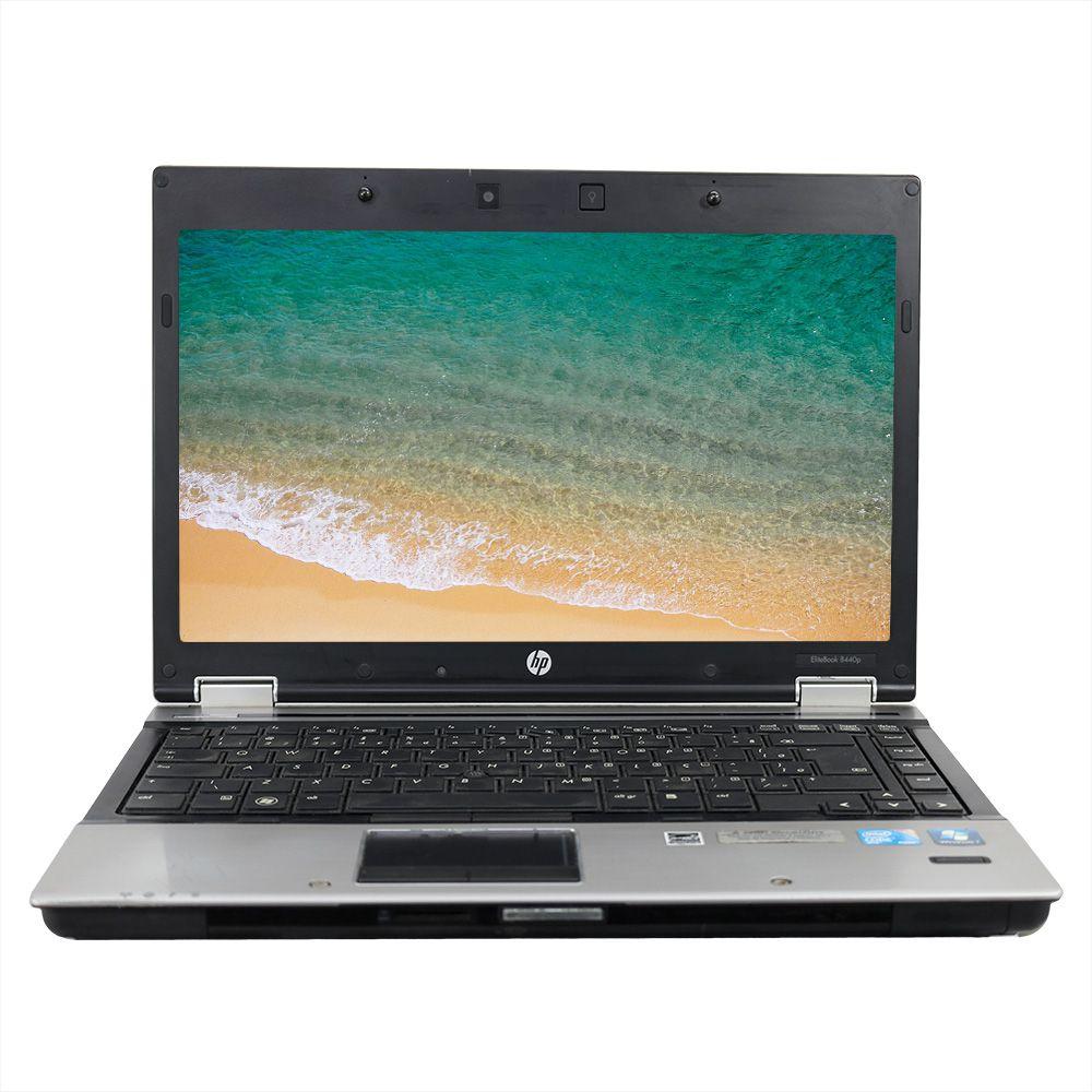 Notebook Hp Elitebook 8440P I5 4gb 120gb Ssd - Usado