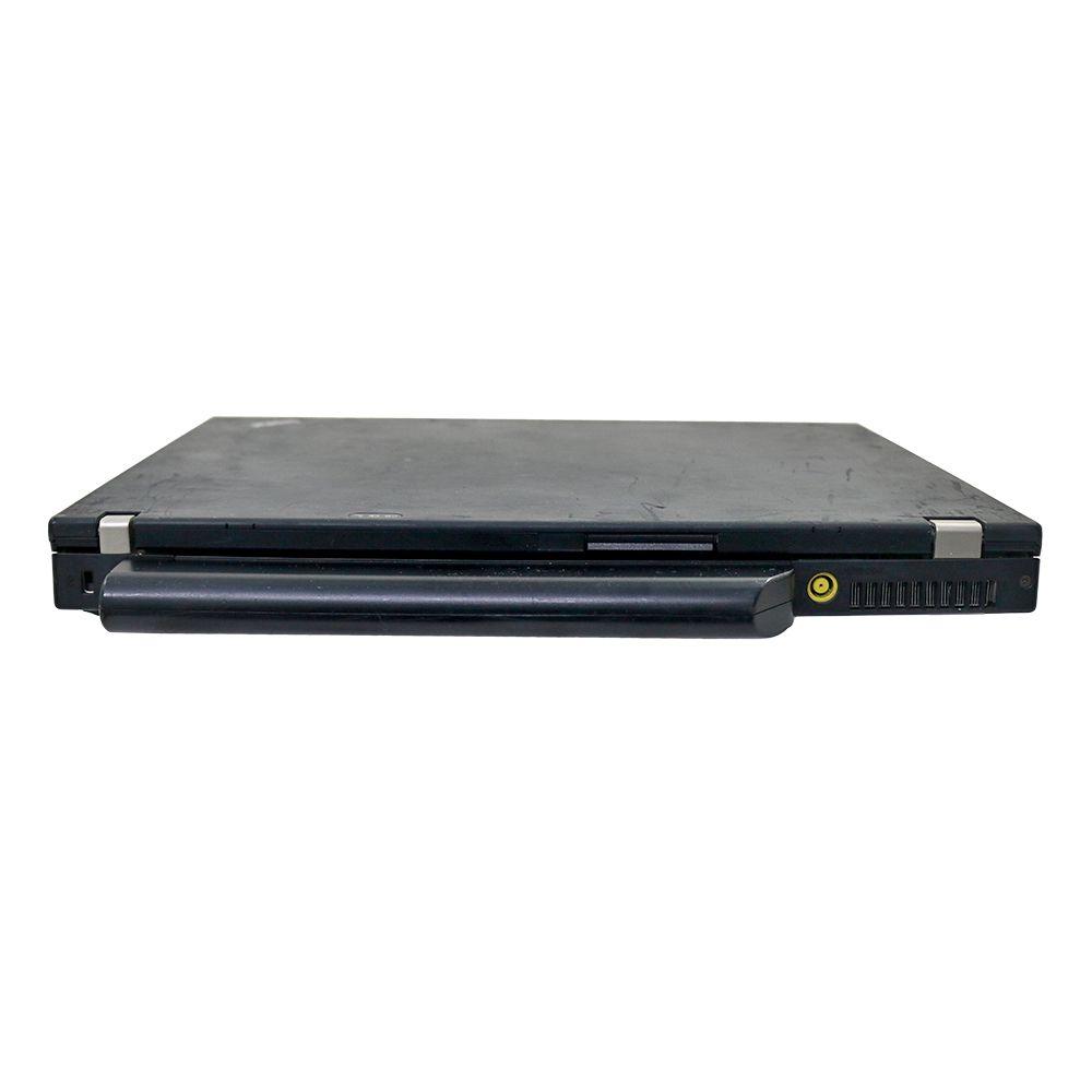 Notebook Lenovo ThinkPad T61 Core2Duo 2gb 250gb - Usado