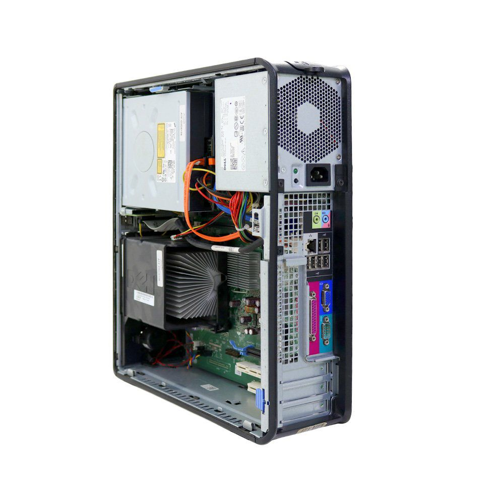 Dell Optiplex 380 Core2duo 4gb 250gb - Usado - GUIGON ELETRO