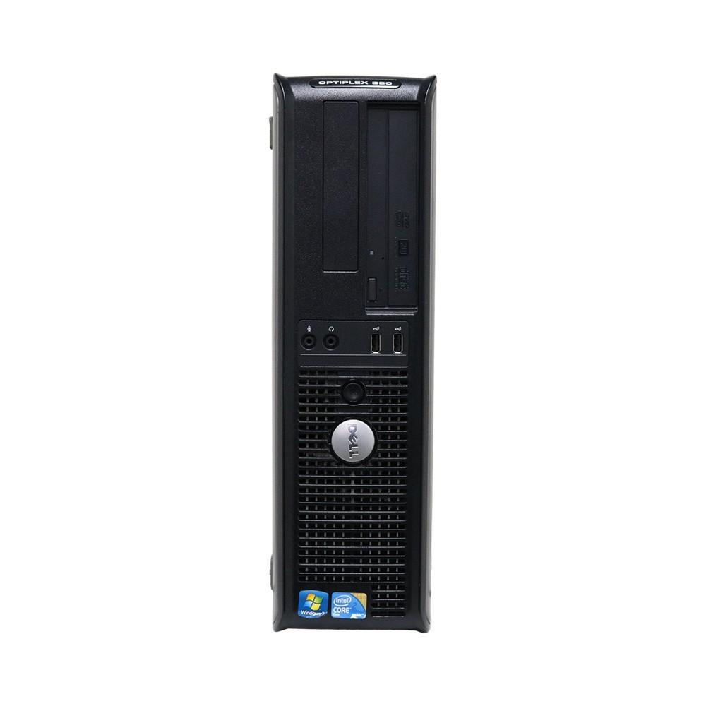 Dell Optiplex 380 Slim Core2duo 2gb 250gb - Usado